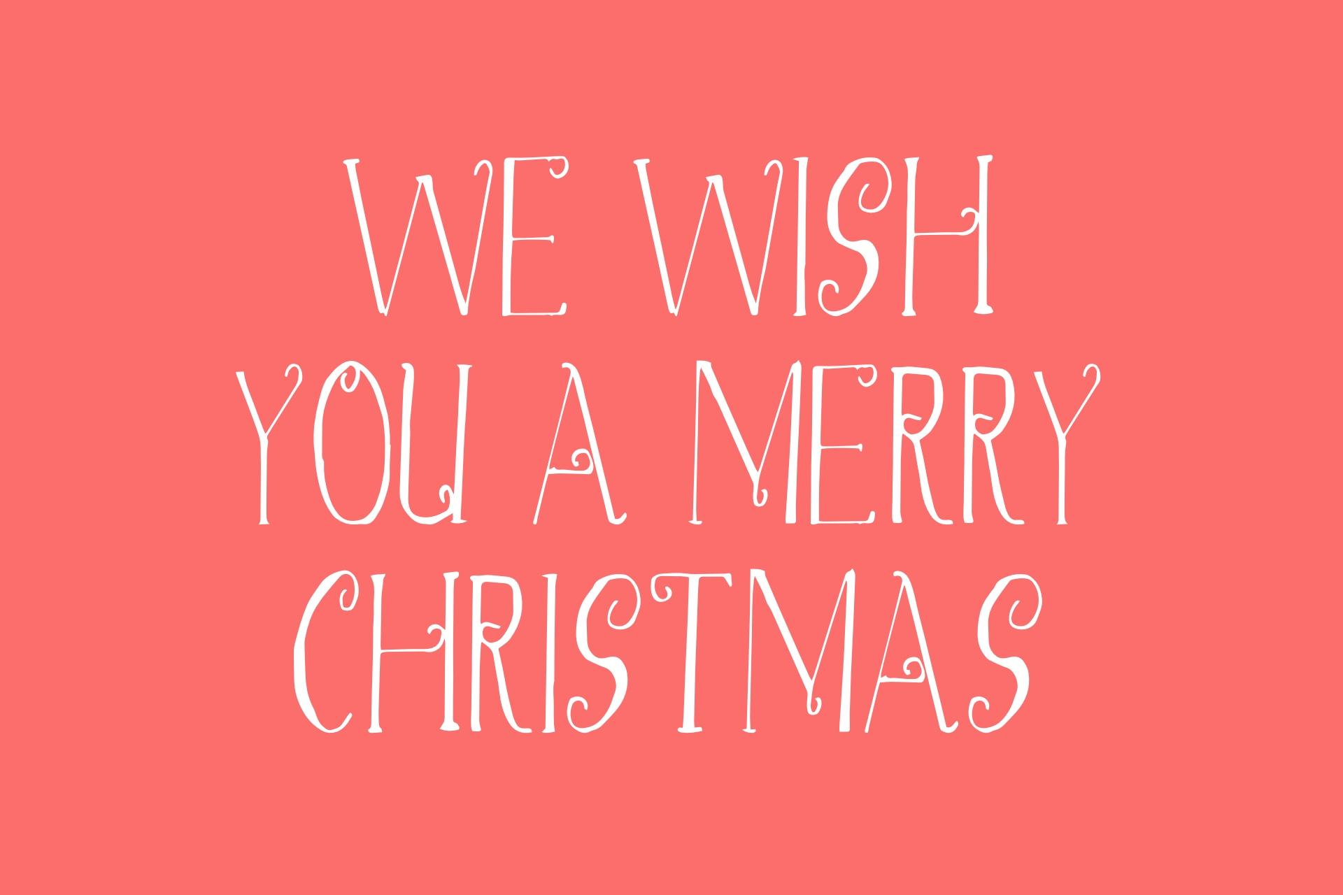 Christmas Script Font (Free) – Christmas HQ