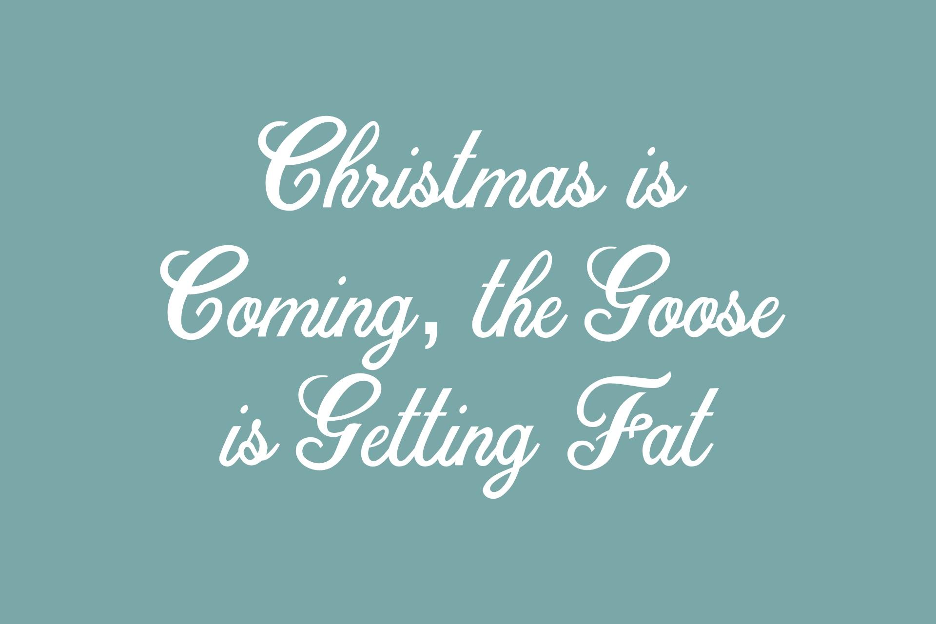 Christmas Time Font (Free) – Christmas HQ